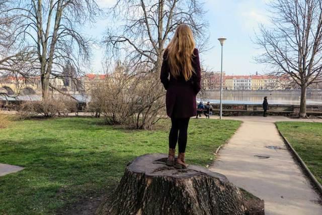 Prague for the introvert traveler
