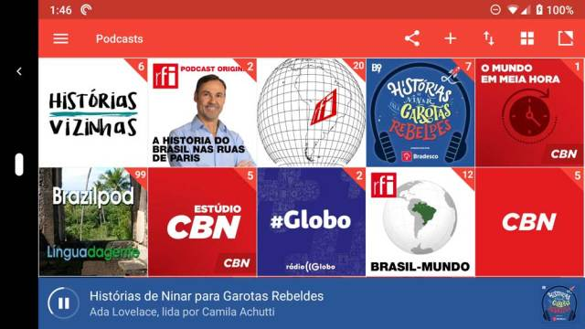 Podcasts - perfect for Portuguese self-study