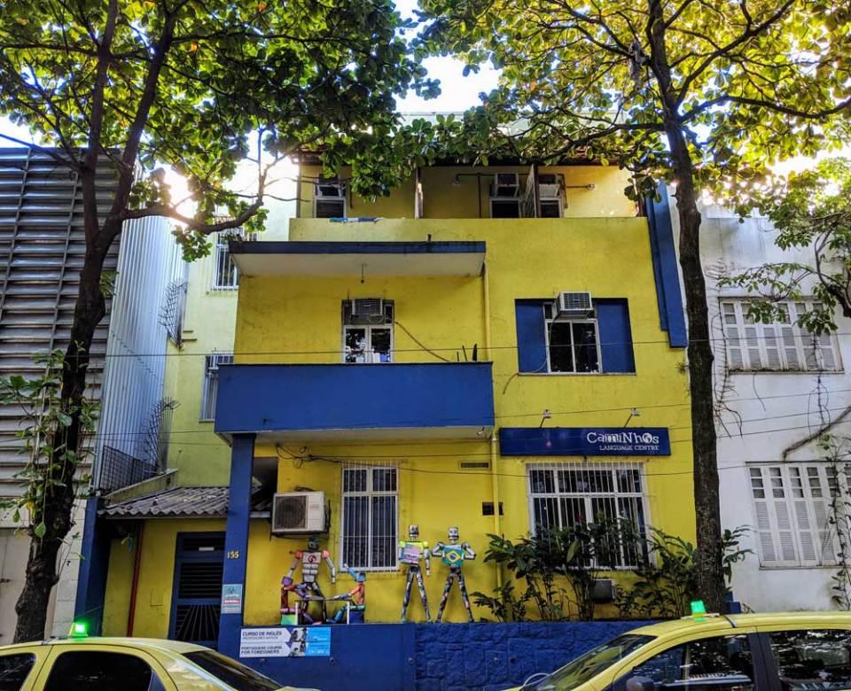 Caminhos Language Centre - language school Rio de Janeiro