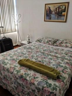 Homestay bedroom