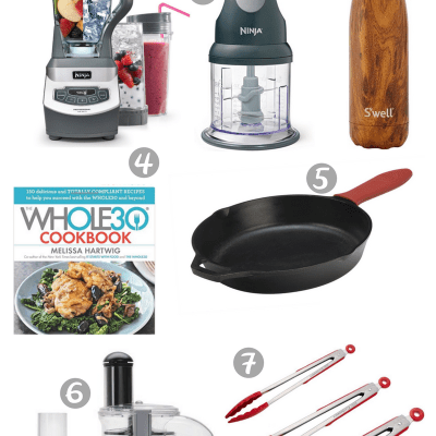 Gift guide: Paleo edition