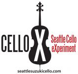 Seattle Cello X logo