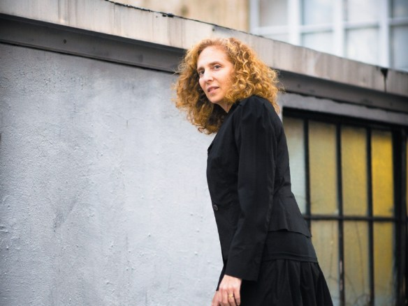 Composer Julia Wolfe.