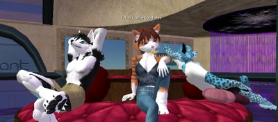 second life yiffing