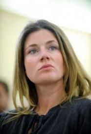 Annagrazia Calabria, leader Forza Italia giovani