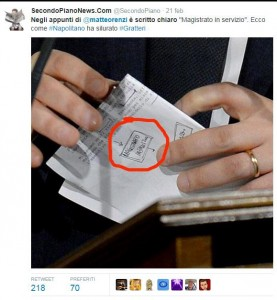 Ecco come Napolitano ha silurato Nicola Gratteri - secondopianonews.com