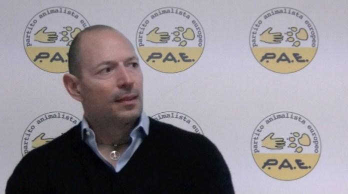 Stefano Fuccelli presidente Partito Animalista Europeo - vaccini mortali