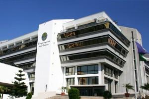 Risultati voto in Calabria - La sede del Consiglio regionale della Calabria