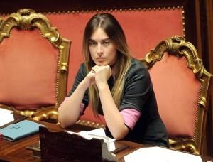 il ministro delle Riforme Maria Elena Boschi