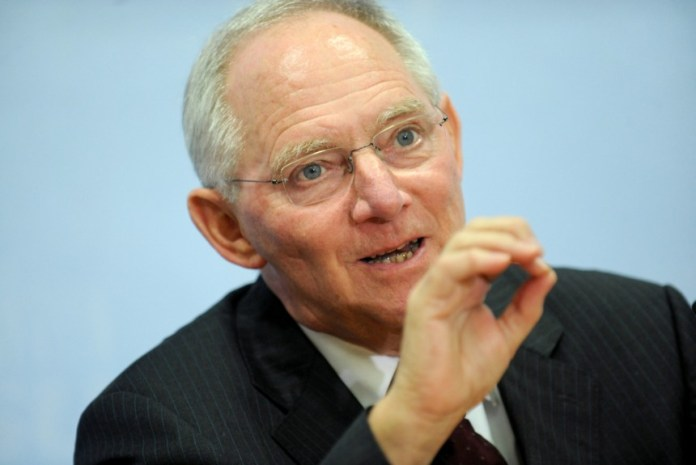 INFLESSIBILE Wolfgang Schäuble