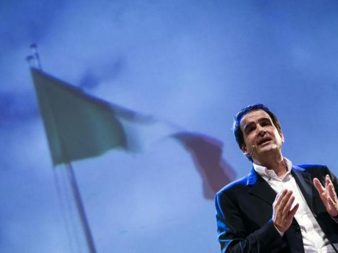 Raffaele Fitto alla convention Ricostruttori