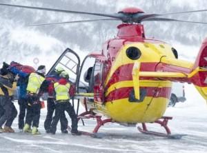 Tragedia sulle Alpi Combe des Morts Gran San Bernardo