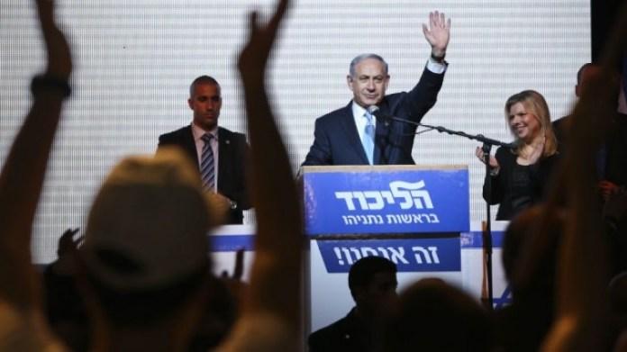 Benyamin Netanyahu trionfa alle elezioni israeliane
