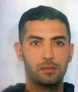 Il presunto assassino Amine Aassoul