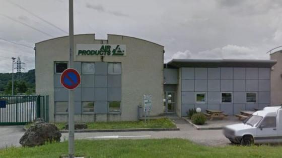 La fabbrica dove è avvenuto l'attentato jiadhista
