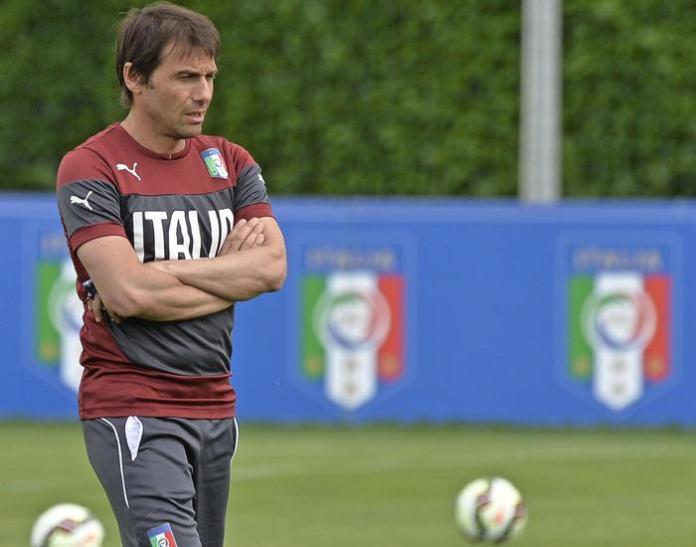 Antonio Conte, tecnico della Nazionale (Ansa)