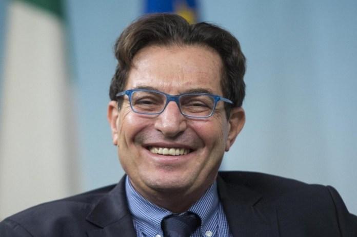 Il governatore della regione Sicilia Rosario Crocetta (Lapresse/Monaldo)