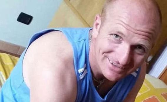 Anatolij Korol, l'eroe che ha cercato di sventare la rapina ed è stato ucciso.