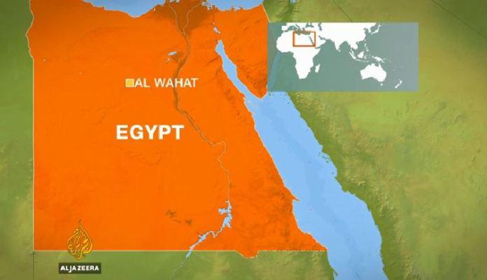 Egitto, la mappa del luogo dei raid aereo contro Isis. Uccisi per errore 12 turisti messicani. Ira del Messico