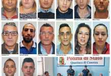 Job Center della droga a Cosenza
