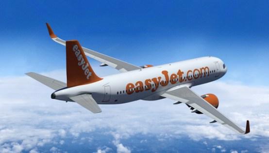 atterraggio di emergenza easyJet