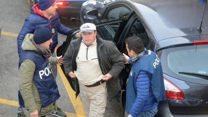 Rocco Schirripa, presunto autore dell'omicidio Caccia