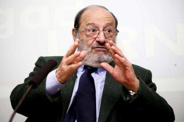 è morto Umberto Eco