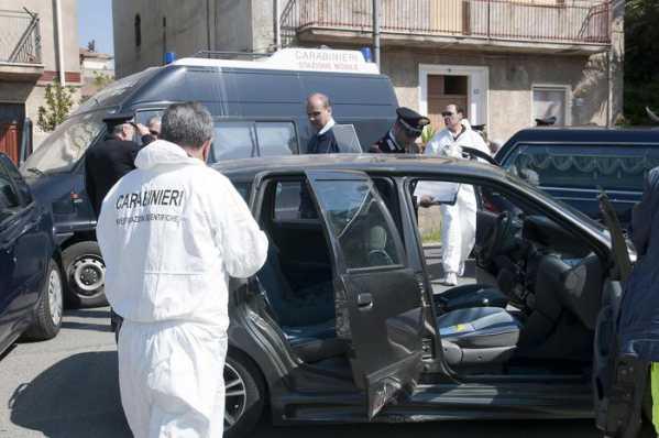 Omicidio De Marco a San Lorenzo del Vallo.