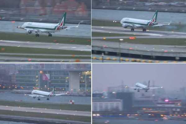 Panico sul'aereo Milano Londra. Sfiorata la tragedia