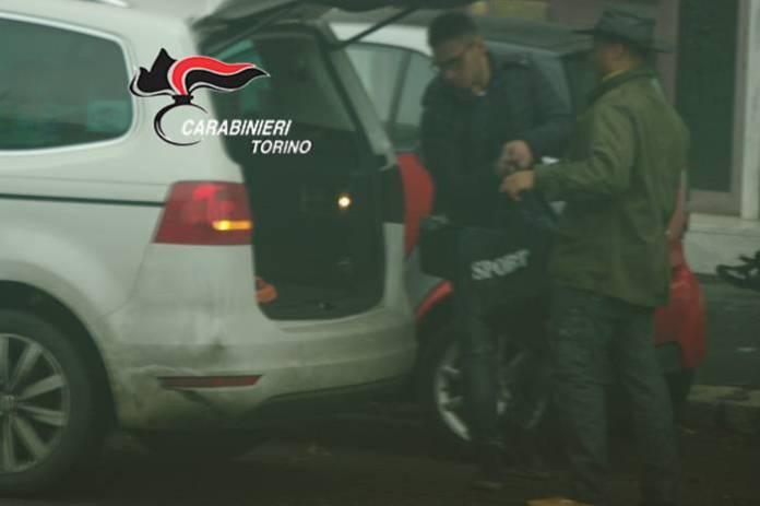 Clan Crea a Torino, altri 14 arresti. La droga nel taxi