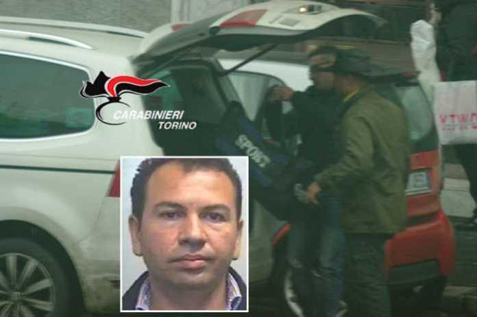 Clan Crea, estorsioni mafiose e usura. Tre arresti a Torino