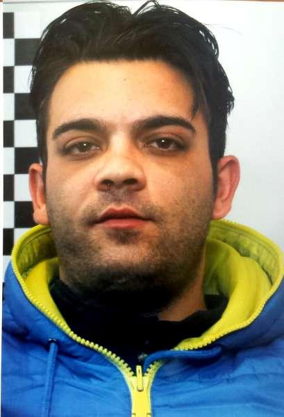 Droga per la movida cosentina. arrestato Luca Arcuri a Cosenza