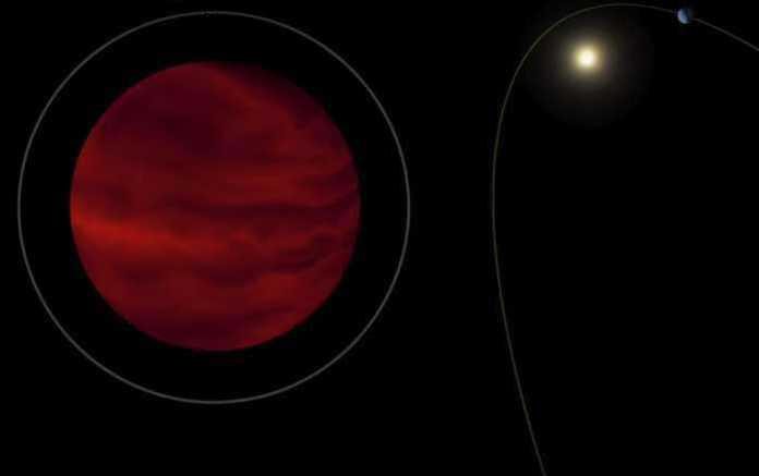 Scoperto pianeta HD 80606 b simile a Giove. Ha incredibili sbalzi termici