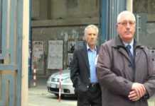 Sandro Principe al tribunale di Catanzaro
