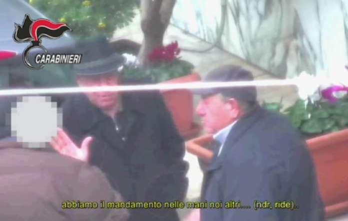 'ndrangheta mafia