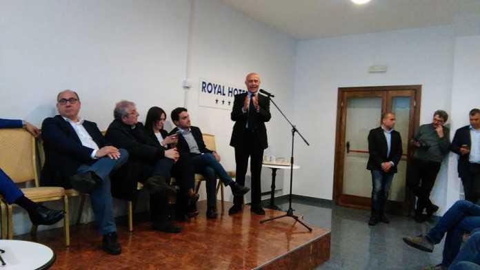 """Carlo Guccione è il candidato: """"Vinceremo al primo turno"""""""