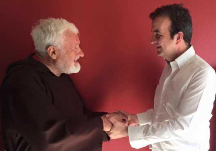 Il sindaco Occhiuto, dopo Sgarbi assessore in giunta Padre Fedele