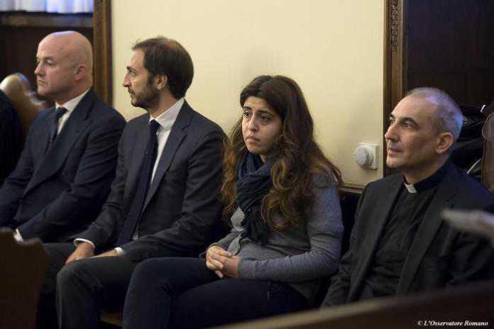 Vatileaks, condannati monsignor Balda e Francesca Chaouqui