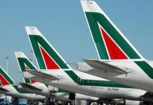 Aerei Alitalia Fiumicino