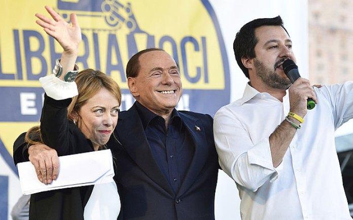 Berlusconi compie 80 anni. Incontro con Meloni e Salvini