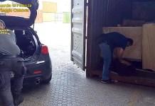 Sequestrate 34,5 tonnellate di rifiuti speciali al porto di Gioia Tauro
