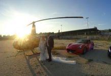 Nicotera: Elicottero, Ferrari e invitati in odor di mafia. Indaga la Dda