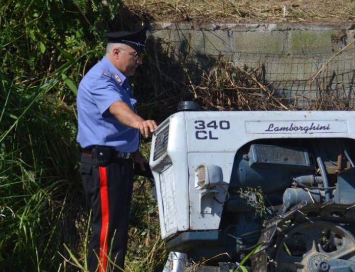 Incidente a Dinamo, Cosimo Daniele muore travolto da trattore