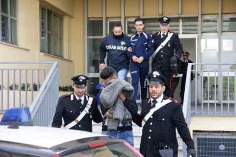 Arresti Cutro operazione Filorium