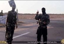 miliziani Isis