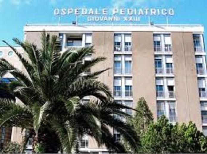 ospedale pediatrico Giovanni XXIII