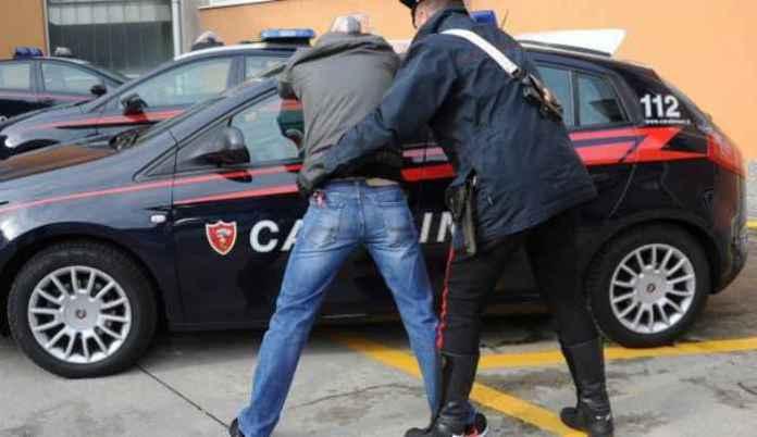 perquisizione carabinieri