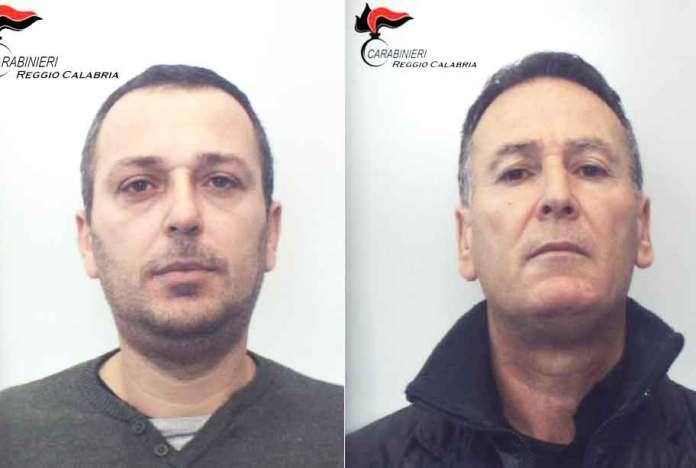 Giuseppe Maviglia e Domenico Perre