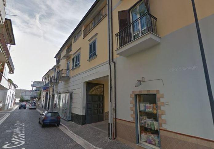 Via Liguori 51 a Frattaminore dov'è avvenuta la strage