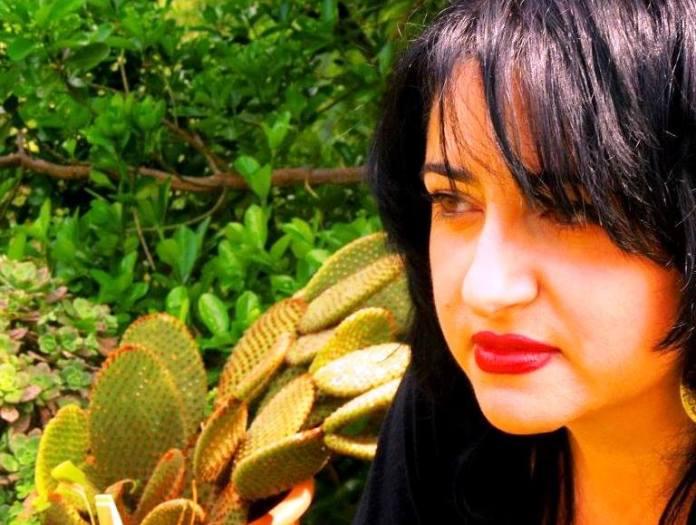 La giornalista Enza Dell'Acqua